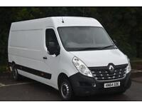 2.3 LM35 BUSINESS DCI S/R P/V 5D 125 BHP LWB DIESEL MANUAL VAN 2014