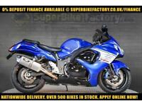 2017 17 SUZUKI GSX1300R HAYABUSA 1300CC 0% DEPOSIT FINANCE AVAILABLE