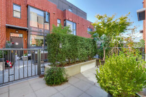 Luxury Boutique West Kits Townhome at Viridian Green