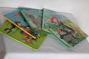 Assortiment de livres Disney