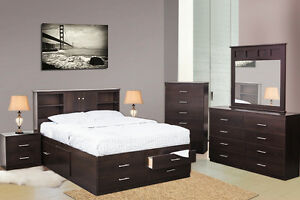 7 PIECE STORAGE BEDROOM..$899 ONLY..NO BOX NEEDED
