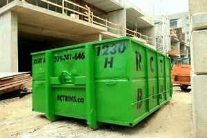 Roll Off Bin Rental for your Home Renovations etc.