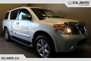 2012 Nissan Armada Platinum Ed. at