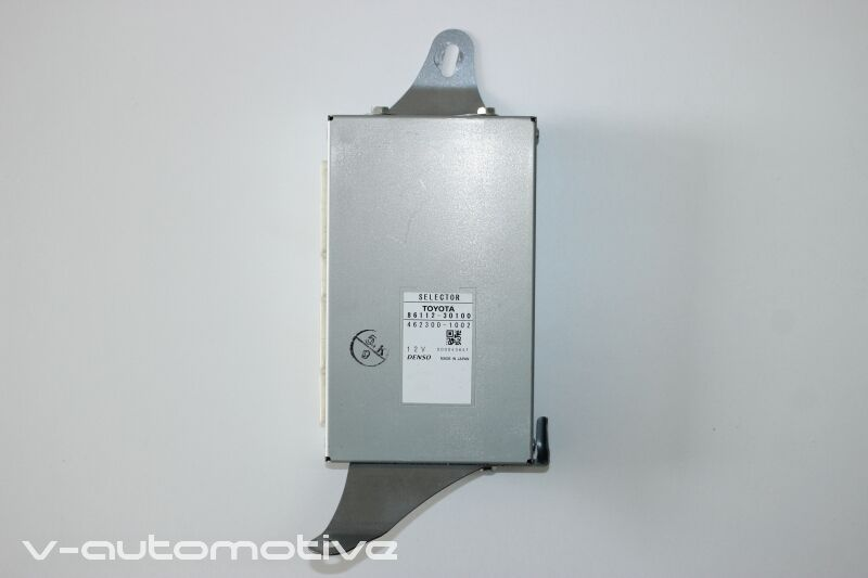 2007 LEXUS LS 460 600H / MULTI-DISPLAY SELECTOR CONTROL MODULE 86112-30100