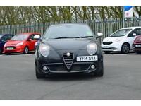 2014 ALFA ROMEO MITO Alfa Romeo Mito 1.6 JTDM 2 Distinctive 3dr [Start Stop]