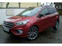 2019 Ford Kuga 2.0 TDCi 180ps ST-Line Edition 5dr Auto SUV Diesel Automatic