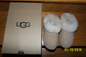 UGG Cluggette Ladies Slippers NEW