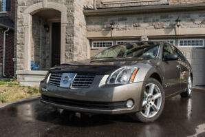 2004 Nissan Maxima SL FS: by Owner | LOW MILEAGE | CERTIFIED