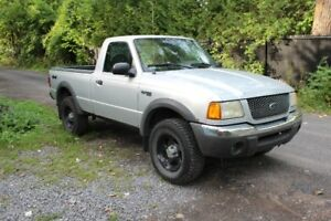 2002 Ford Ranger 4x4 Cabine Simple