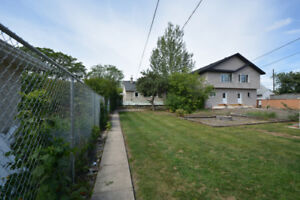 Grovenor duplex lot currently with suited home