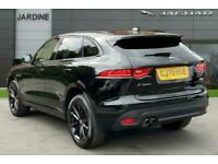 2020 Jaguar F-Pace 2.0d [180] Chequered Flag 5dr Auto AWD Estate Diesel Automati