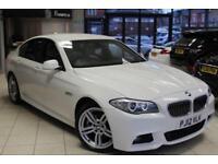 2012 12 BMW 5 SERIES 2.0 520D M SPORT 4D 181 BHP DIESEL