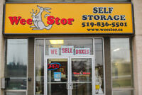 WEE STOR SELF STORAGE