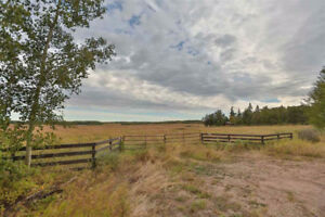 Vacant Land in Rural Strathcona County