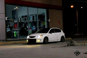 Mazdaspeed 3 a vendre ou échangé