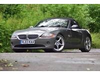 2003 BMW Z SERIES Z4 3.0I AUTO