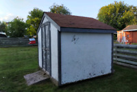 Need shed moved