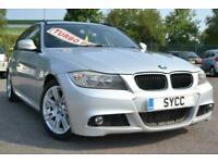 2010 10 BMW 3 SERIES 2.0 320D M SPORT TOURING 5D 181 BHP DIESEL