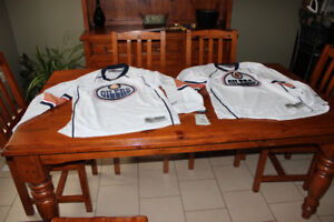 Oilers Jersey's