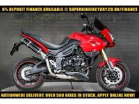 2012 10 TRIUMPH TIGER 1050 ABS 1050CC 0% DEPOSIT FINANCE AVAILABLE