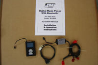 J&M Digtital Music Player With Bluetooth For Honda Gold Wing Stratford Kitchener Area Preview