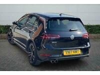 2017 Volkswagen Golf 2.0 TDI 184 GTD 5dr Hatchback Manual Hatchback Diesel Manua