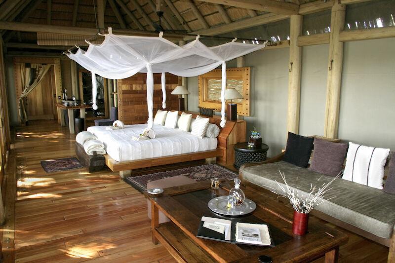 """In Botswana in einem """"Tent Camp"""" zu übernachten hat mit gemeinem Camping nichts zu tun - eher mit Glamping. (Bild: Thinkstock via The Digitale)"""