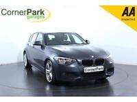 2012 BMW 1 SERIES 120D M SPORT HATCHBACK DIESEL
