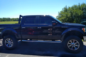 2013 ford f150 xlt lifted