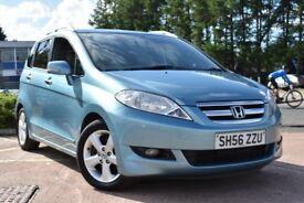 Honda FR-V VTEC SPORT (blue) 2006