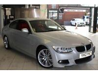 2012 12 BMW 3 SERIES 2.0 320D M SPORT 2D AUTO 181 BHP DIESEL