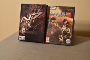 Mass effect 2 collector edition PC
