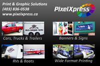 ★110% Price Guarantee★ Custom Vehicle Decals, Banners, and Signs