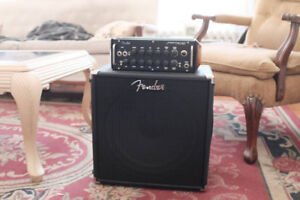 Fender Jazzmaster Ultralite 250W Solid State Amplifier