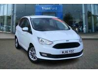 2016 Ford C-MAX 1.5 TDCi Zetec 5dr**With Bluetooth Connectivity** Manual Estate