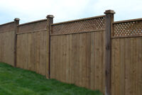 Decks, Fences & Gazebos by a Quality Certified Carpenter