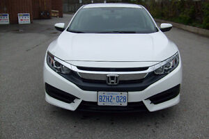 2016 Honda Civic LX, Only 23000 KM, Blue Tooth/Bk Up Camera