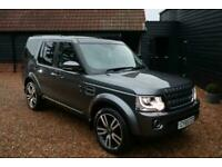 2016 Land Rover Discovery 4 3.0 SD V6 SE Panel Van 5dr Panel Van Diesel Automati