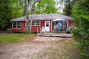 Cottage Rental Point Clark between Goderich & Kincardine