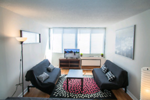 apartment for rent downtown of Montreal