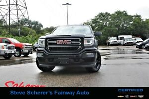 2018 GMC Sierra 1500 Crew 4x4 SLE / Short Box