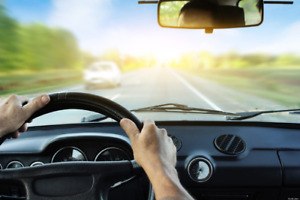 Driving Instructor Giving Lessons in Hamilton @289-700-1347 Now!