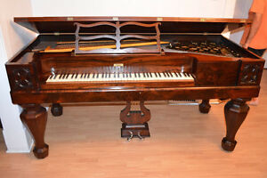 Rosewood Grand Piano - Included Tuning & Moving