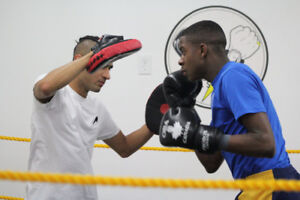 Learn boxing and Self defence, LOSE A TON OF WEIGHT!