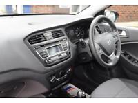 2017 Hyundai i20 1.2 SE (84 PS) Petrol grey Manual