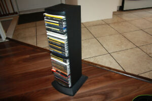 6 RACK A CD SUPERPOSABLE