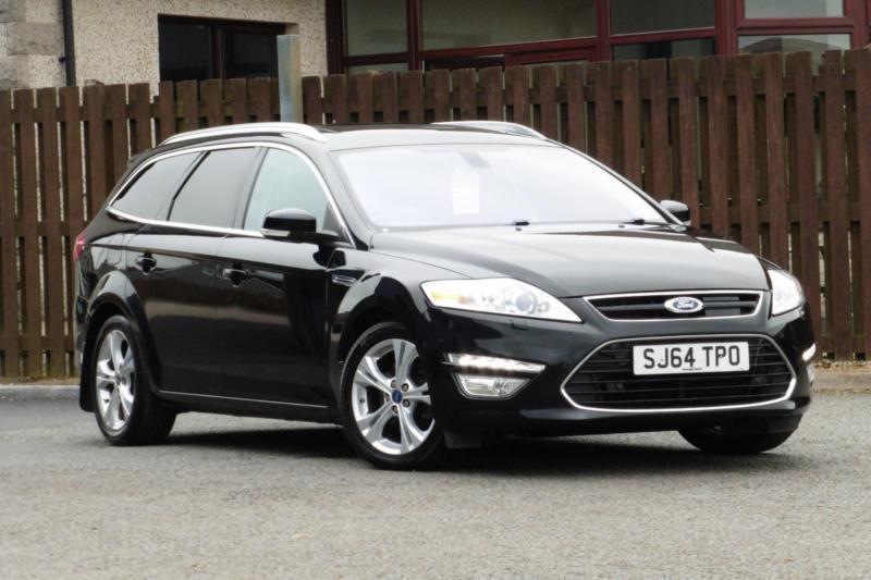 2014 Ford Mondeo 1 6 Tdci Titanium X Business Edition