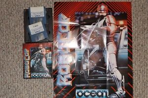 Robocop - Vintage Atari ST video game