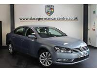 2013 62 VOLKSWAGEN PASSAT 2.0 HIGHLINE TDI BLUEMOTION TECHNOLOGY 4DR 139 BHP DIE