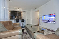 YORKVILLE: Luxury Upscale Furnished Condo Short-term / BRAND NEW